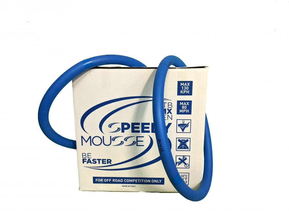 mousse per mountain bike antiforatura bici